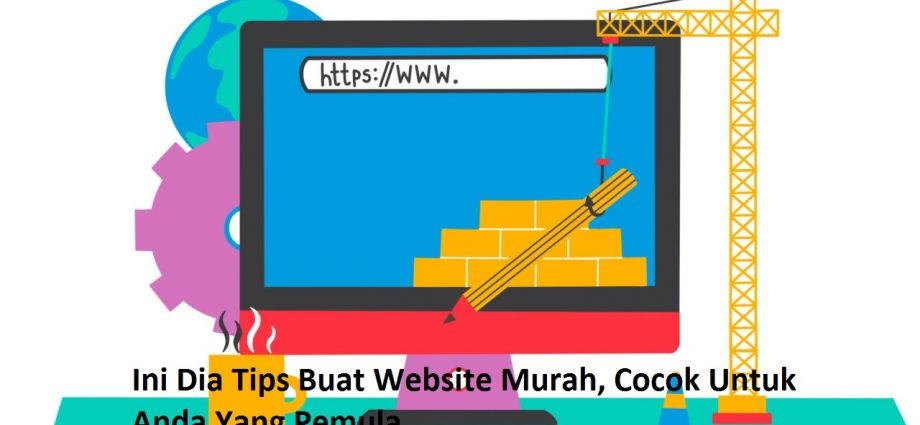 Buat Website Murah
